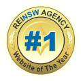No 1 REINSW Agency Website of The Year
