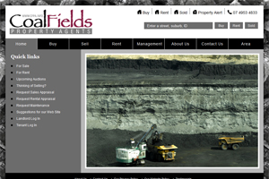Coal Fields Property Agents
