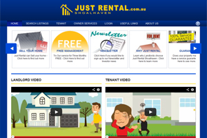 Just Rental Shoalhaven