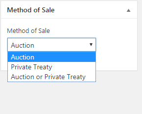 method of sale