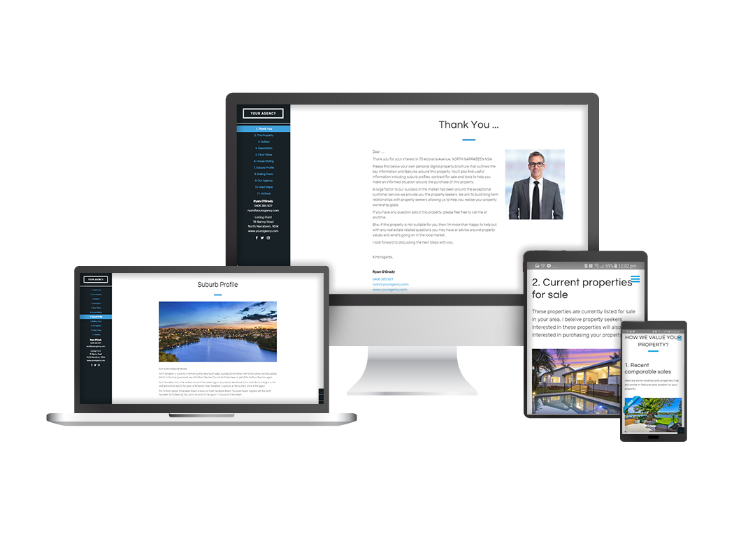 Digital Property Brochures