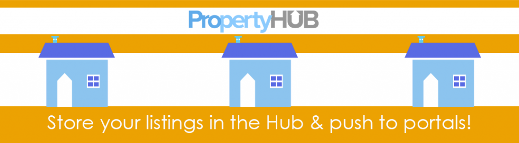 property hub for real estate feature