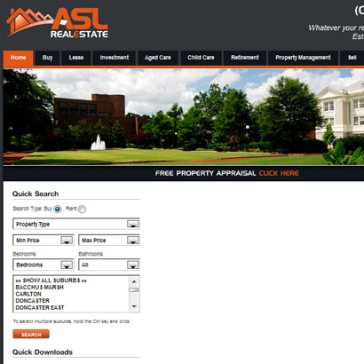 ASL Real Estate