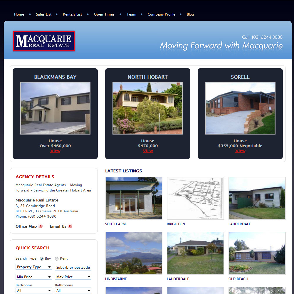 Macquarie Real Estate