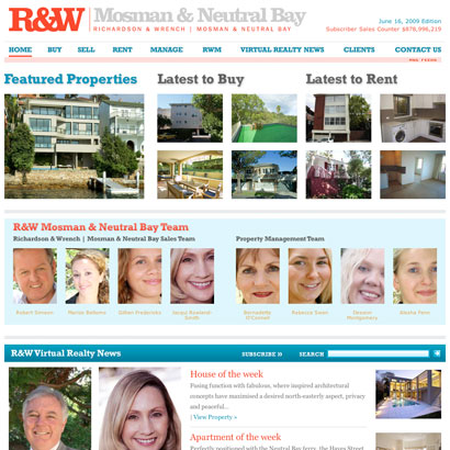 Richardson & Wrench | Mosman & Neutral Bay