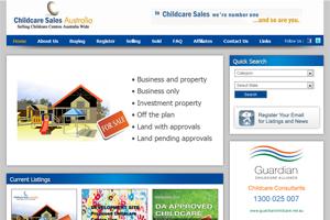 Childcare Sales Australia