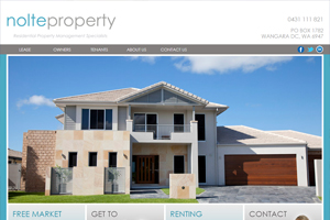 Nolte Property - Residential Property Management Specialist