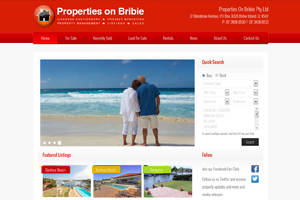Properties on Bribie Island