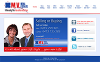 MV Real Estate Agent
