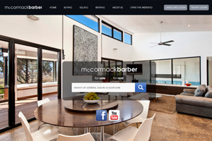 McCormack Barber Real Estate