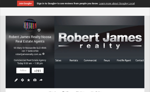 Robert James Realty - Google+