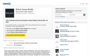 Robert James Realty - Linkedin