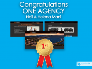 Winner of One Agency Award: Neil & Helena Mani