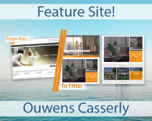 Feature website: Ouwens Casserly OCRE