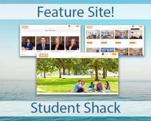FEATURE SITE: Student Shack